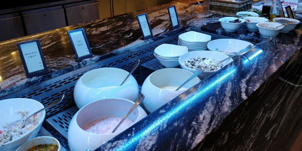 Hilton Sydney Frühstück 3