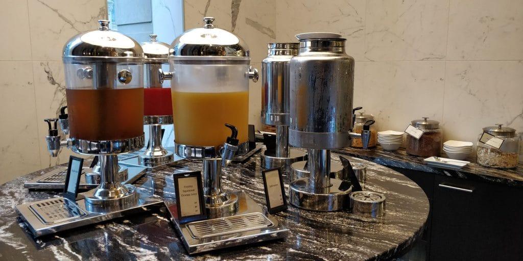 Hilton Sydney Frühstück 4