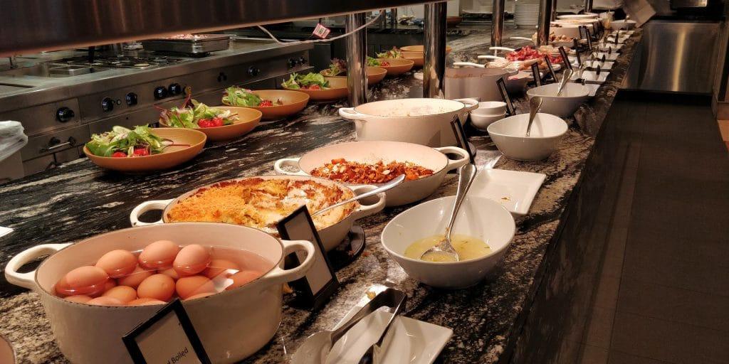 Hilton Sydney Frühstück 5