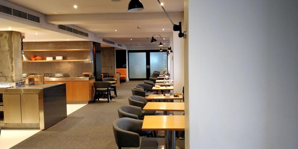 Hilton Sydney Lounge