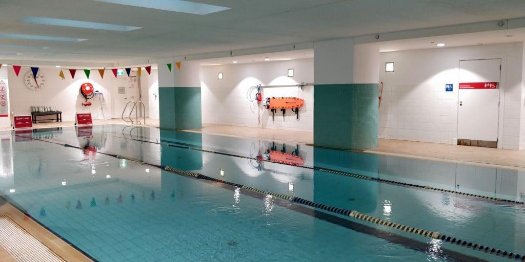 Hilton Sydney Pool
