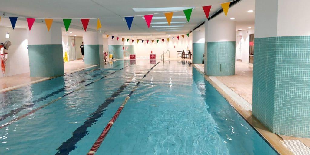 Hilton Sydney Pool 2