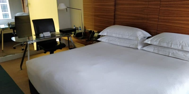 Hilton Sydney Zimmer 2