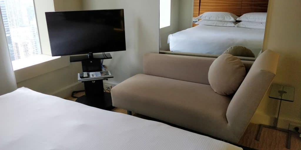 Hilton Sydney Zimmer 3