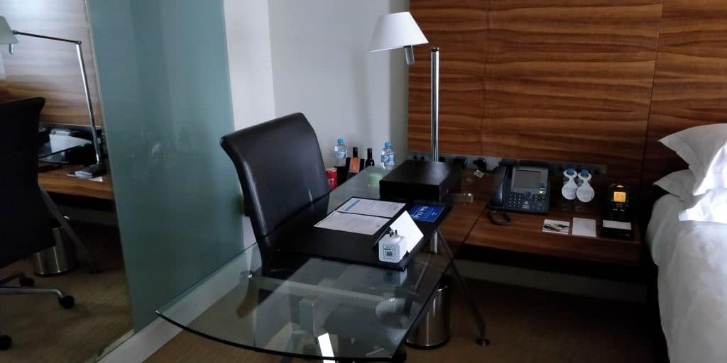 Hilton Sydney Zimmer 4