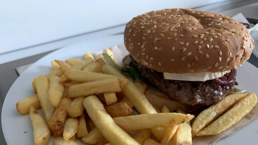 Hotel Eva Faro Burger
