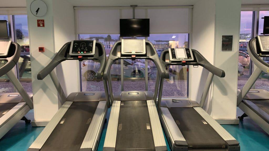 Hotel Eva Faro Fitness 2