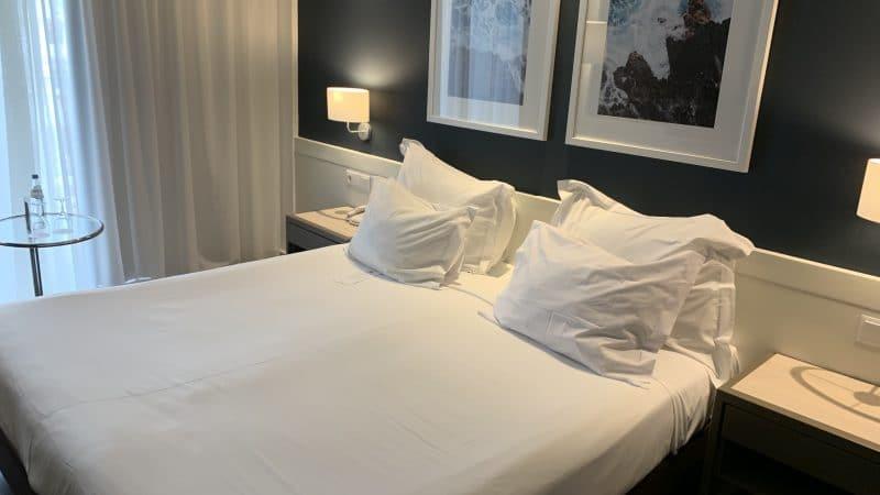 Hotel Eva Faro Zimmer 1