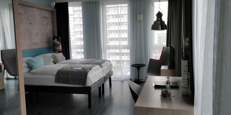 Hotel Indigo Berlin Alexanderplatz Zimmer 5