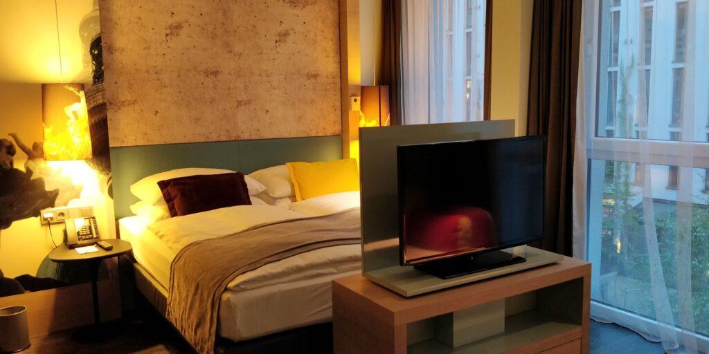 Hotel Indigo Berlin Alexanderplatz Zimmer 6