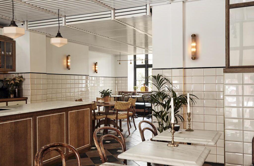 Hotel Sanders Restaurant