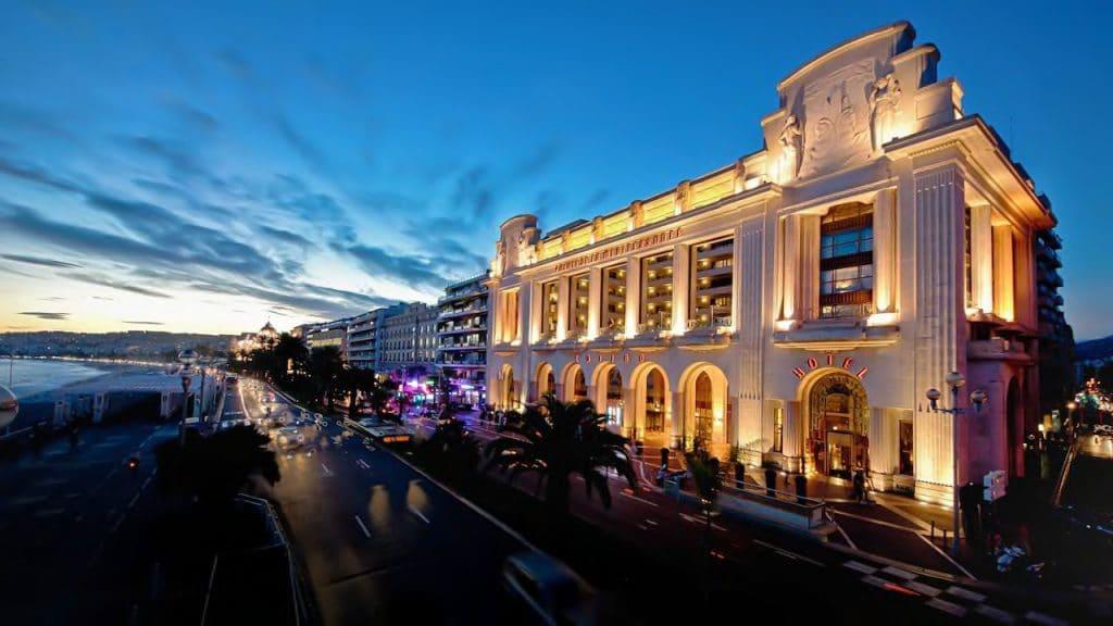Hyatt Regency Nizza Exteriur