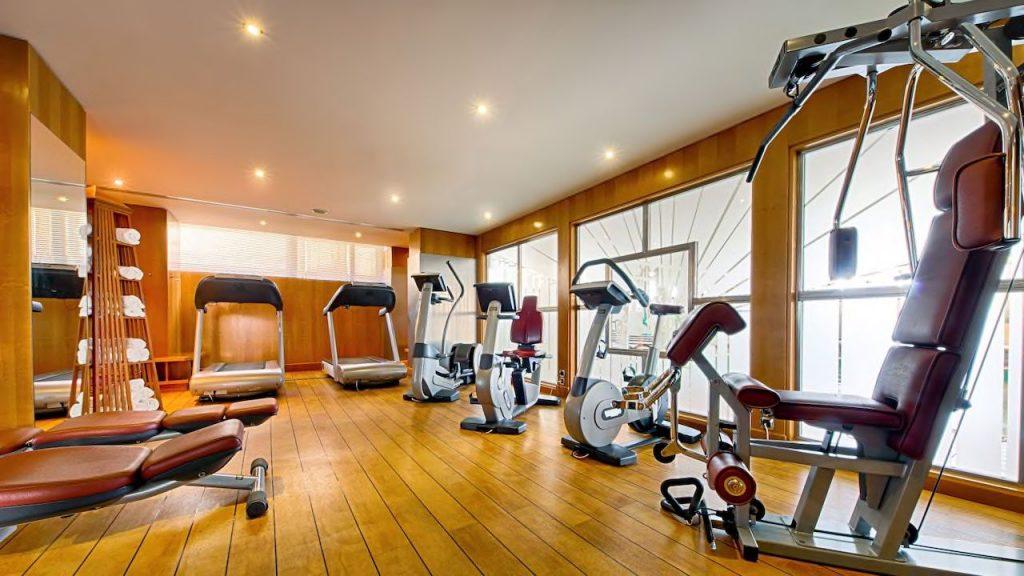 Hyatt Regency Nizza Fitness