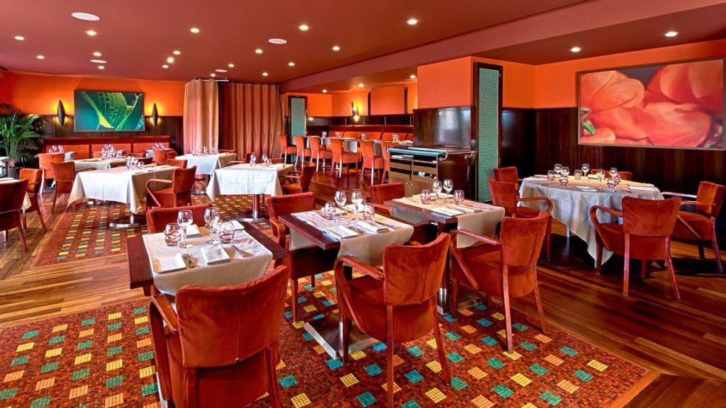 Hyatt Regency Nizza Restaurant