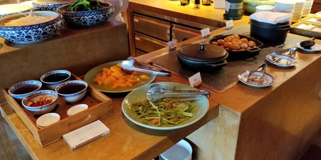 Hyatt On The Bund Lounge Abendessen