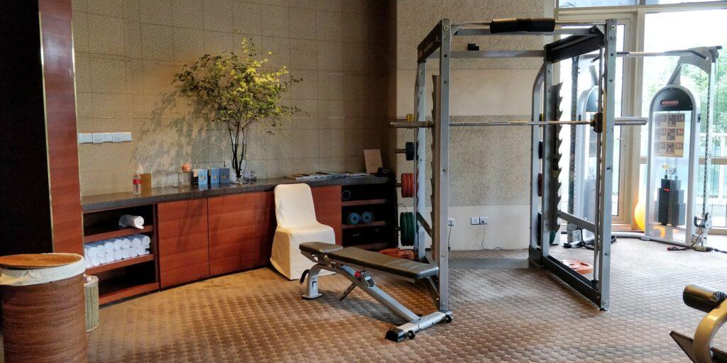 Hyatt On The Bund Shanghai Fitness