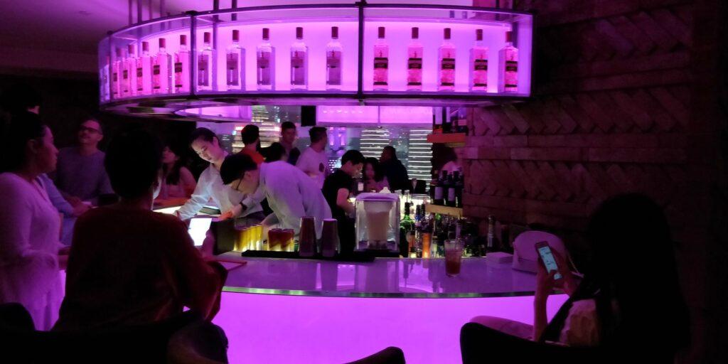 Hyatt On The Bund Shanghai Rooftop Bar
