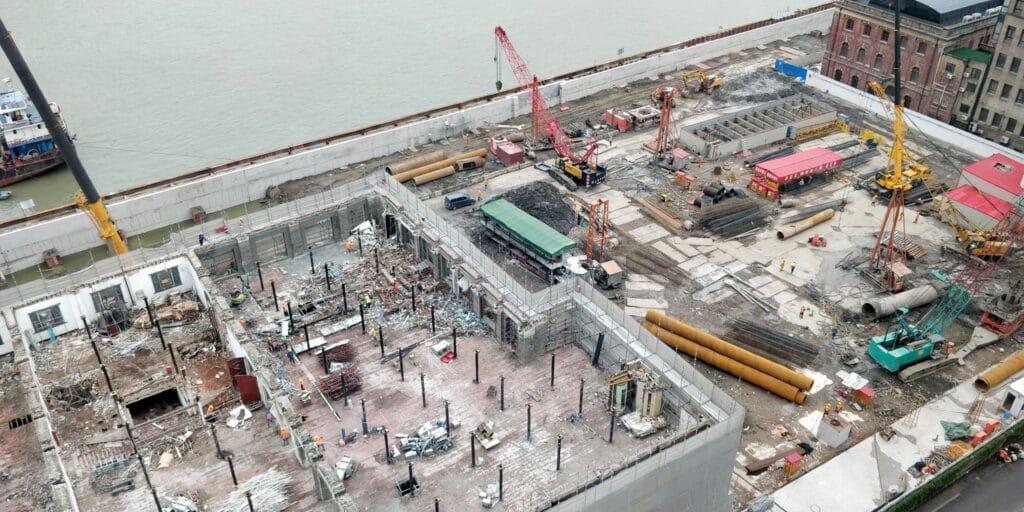 Hyatt On The Bund Shanghai Suite Ausblick 3
