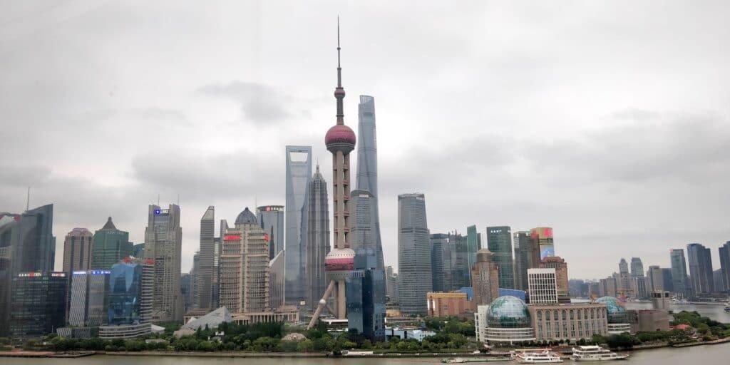 Hyatt On The Bund Shanghai Suite Ausblick 4