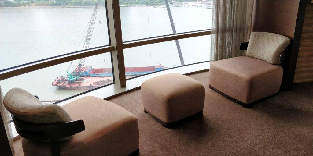 Hyatt On The Bund Shanghai Suite Schlafzimmer 5
