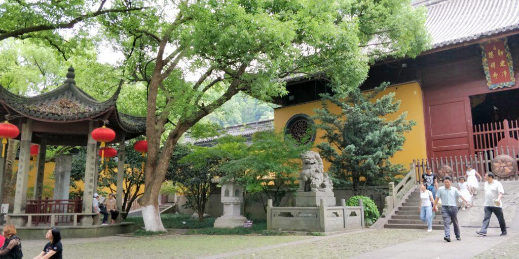 Jingci Temple Hangzhou