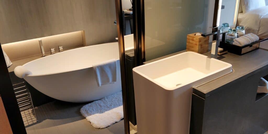 Joyze Hotel Xiamen Bad