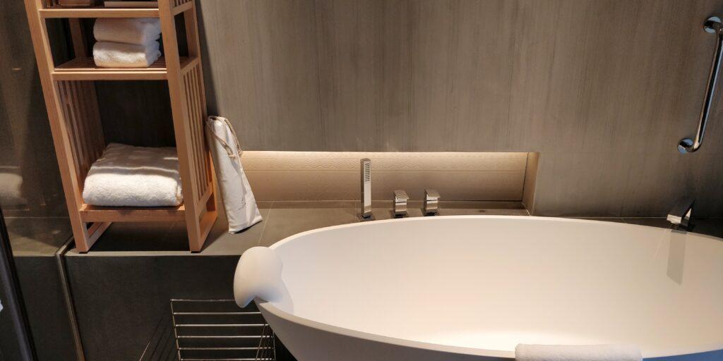 Joyze Hotel Xiamen Bad 4