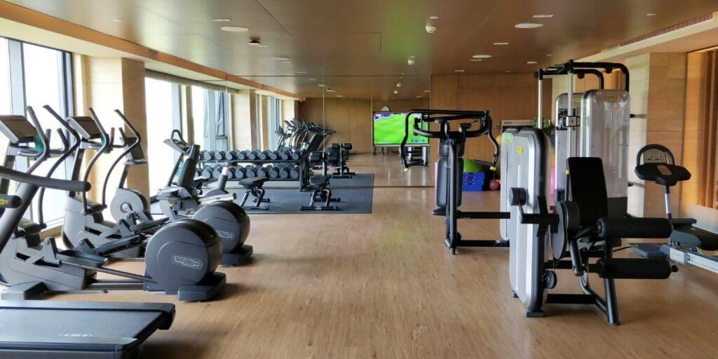 Joyze Hotel Xiamen Fitness