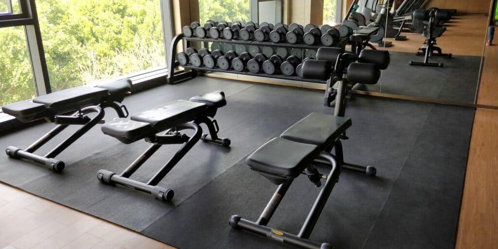 Joyze Hotel Xiamen Fitness 2