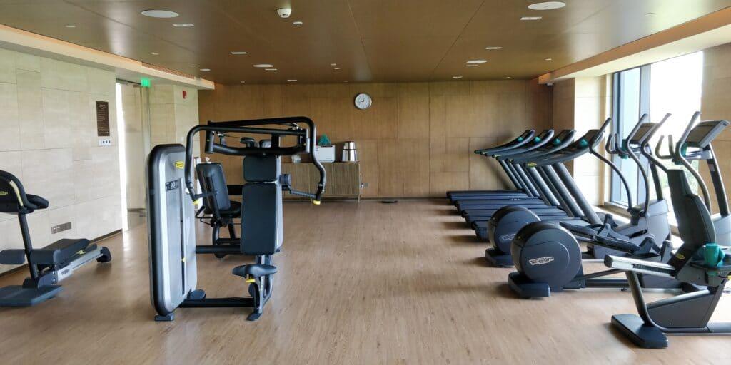 Joyze Hotel Xiamen Fitness 3