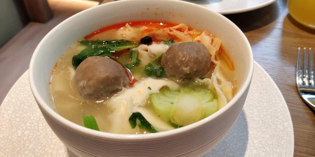 Joyze Hotel Xiamen Frühstück 10