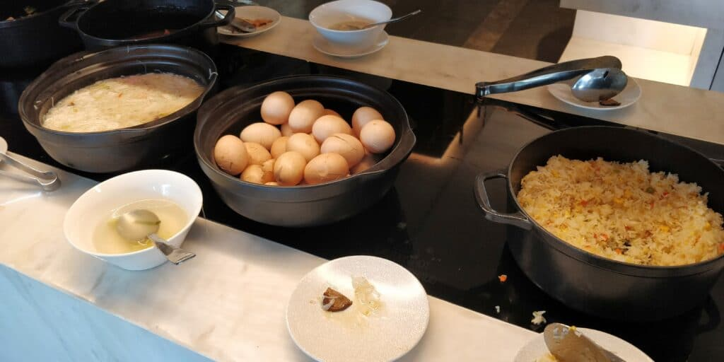 Joyze Hotel Xiamen Frühstück