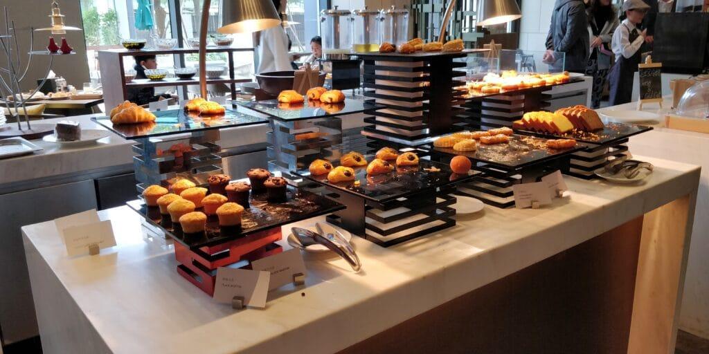 Joyze Hotel Xiamen Frühstück 3