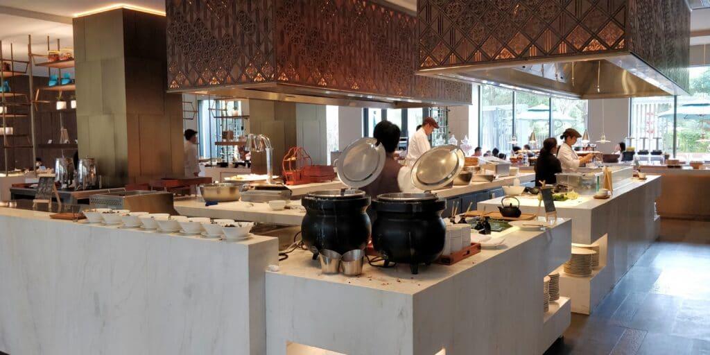 Joyze Hotel Xiamen Frühstück 4