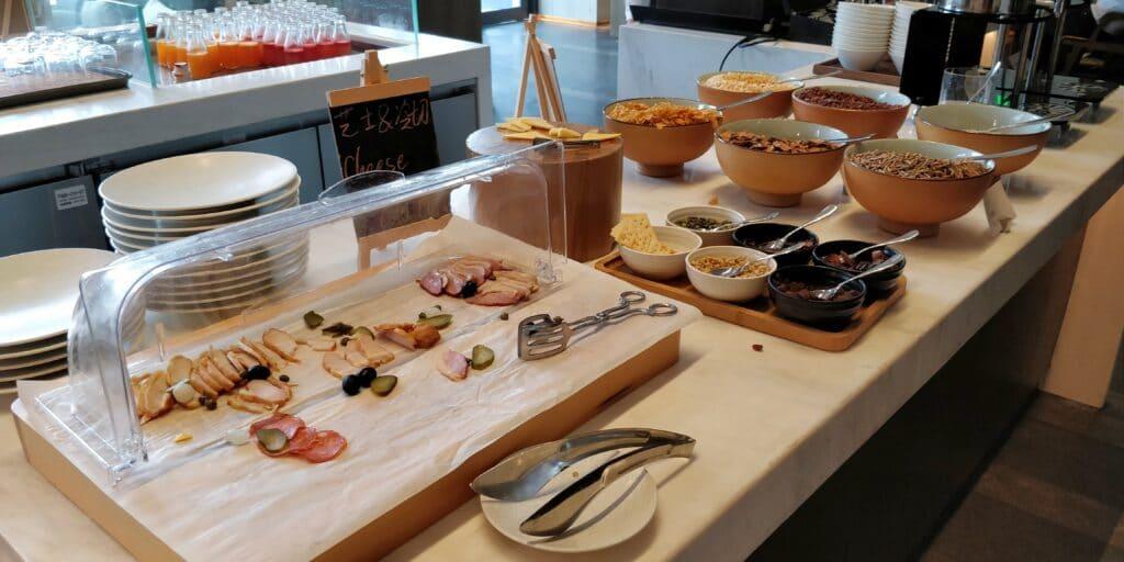 Joyze Hotel Xiamen Frühstück 7