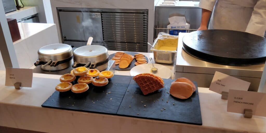 Joyze Hotel Xiamen Frühstück8