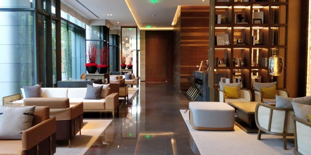 Joyze Hotel Xiamen Lobby