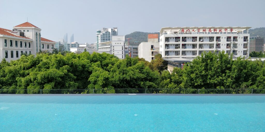 Joyze Hotel Xiamen Pool 4