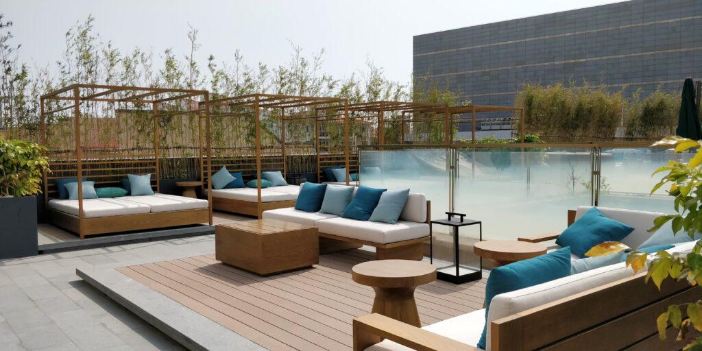 Joyze Hotel Xiamen Pool 5