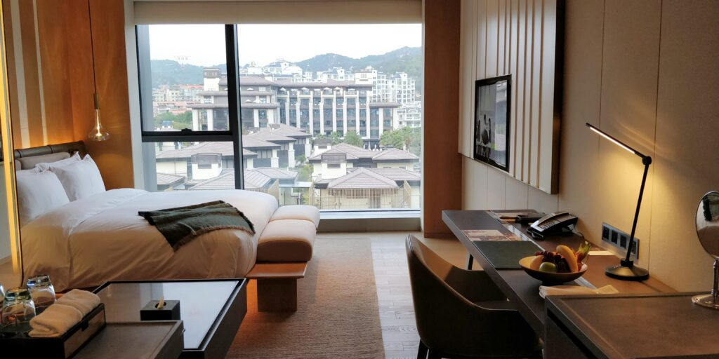 Joyze Hotel Xiamen Zimmer