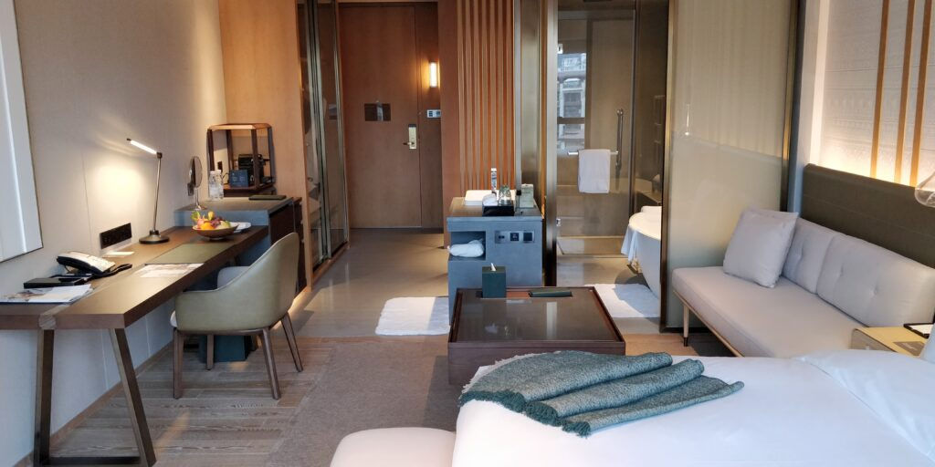 Joyze Hotel Xiamen Zimmer 3