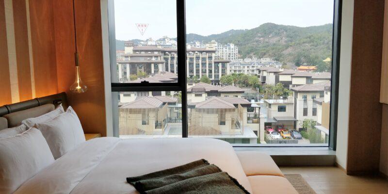 Joyze Hotel Xiamen Zimmer 8