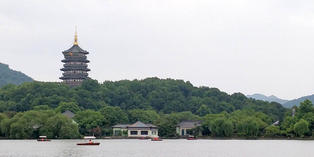 Leifeng Pagoda Hangzhou