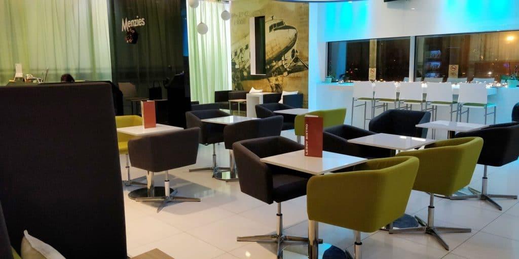 Menzies Aviation Lounge Budapest