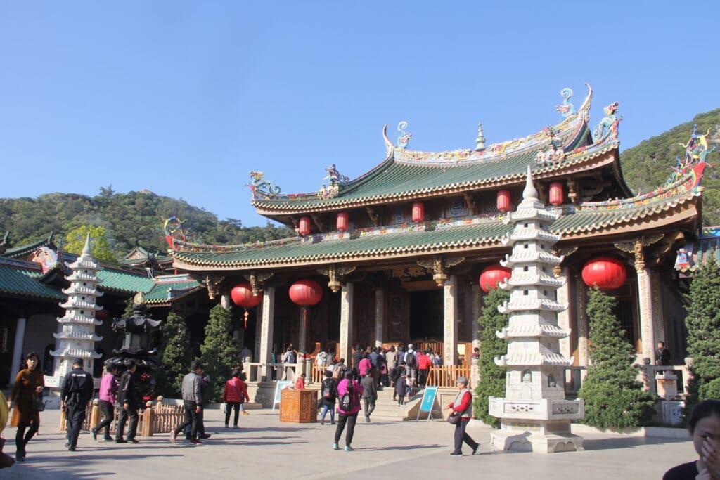 Nanputuo Temple Xiamen 2