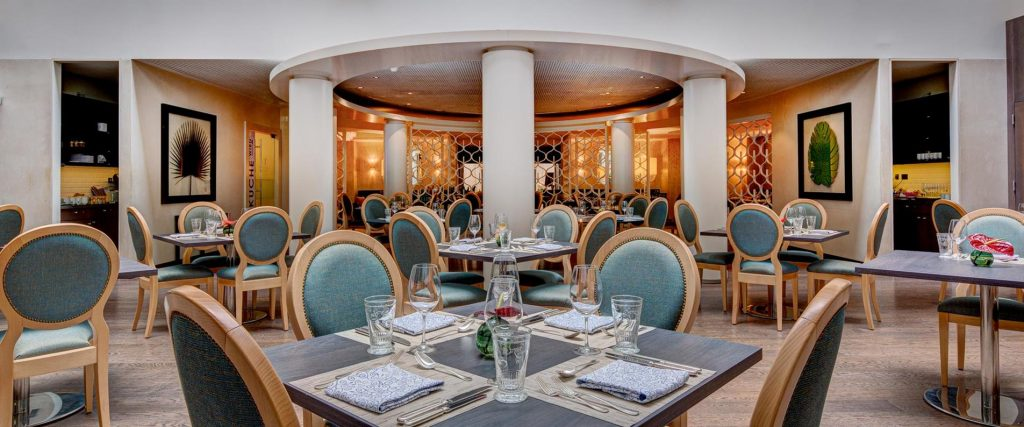Palais Hanse Wien Dining
