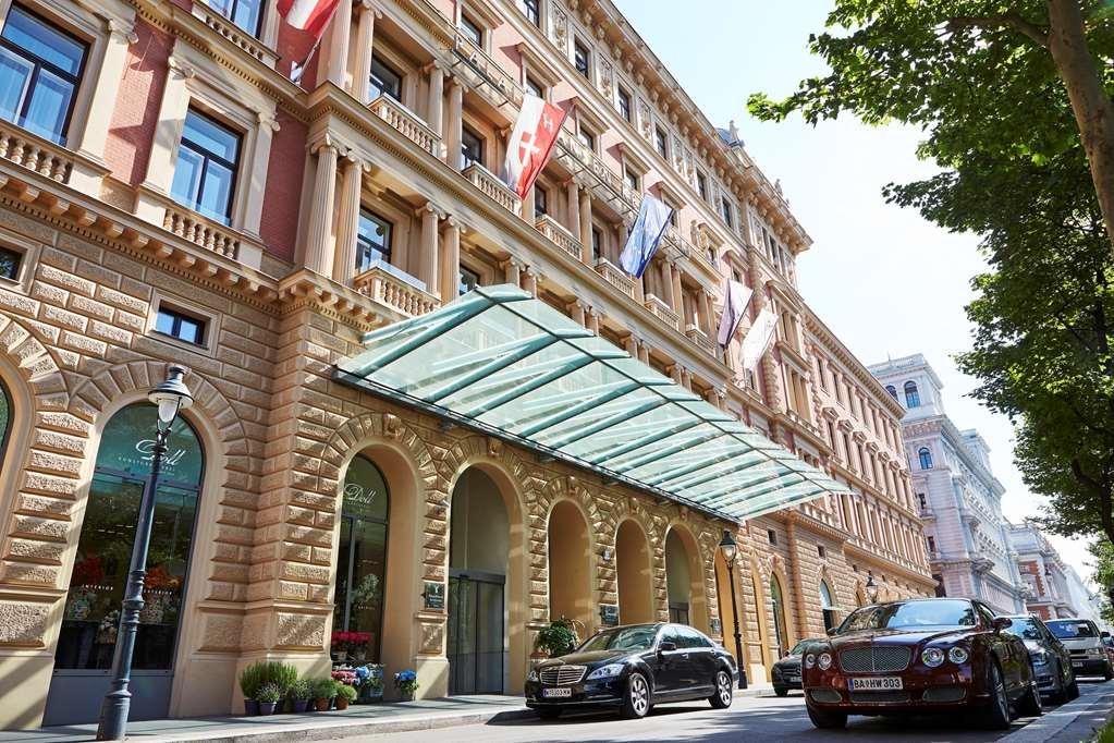 Palais Hanse Wien Exterieur
