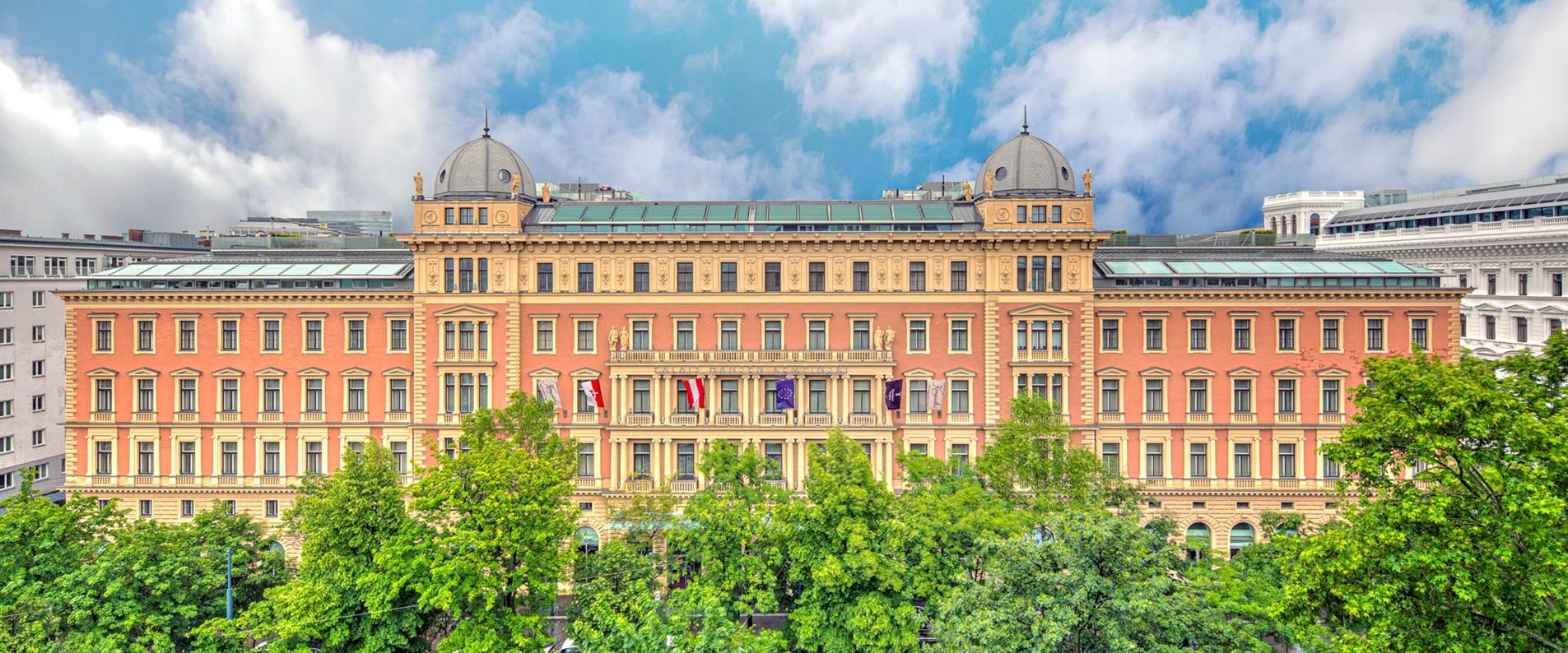 Palais Hanse Wien Exteriur