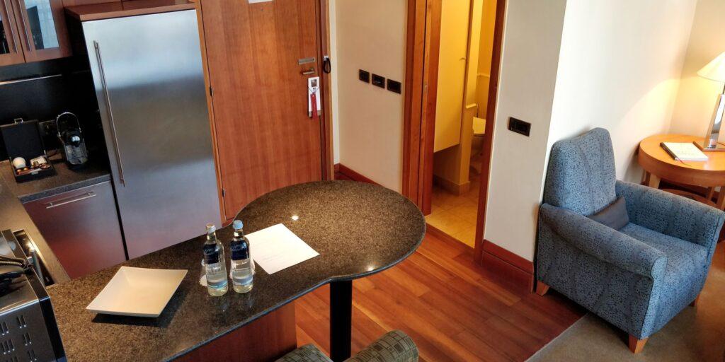 Park Hyatt Hamburg Appartment Wohnzimmer 3