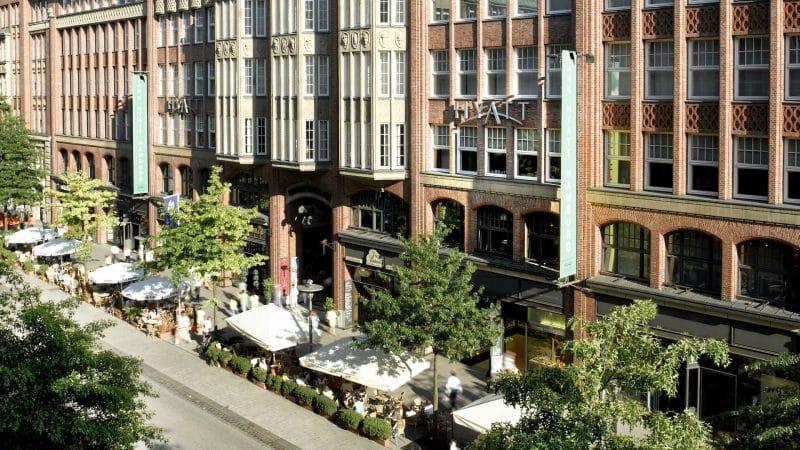 Park Hyatt Hamburg Exterior